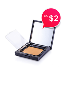 Dual Finish Moisturizing Powder<br/>- # Radiant